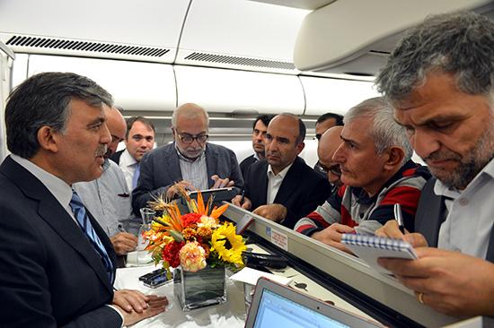 Abdullah Gul Abd İran Yakinlasmasi